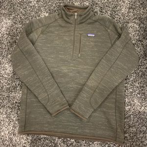 - PATAGONIA BETTER SWEATER 1/4 ZIP -